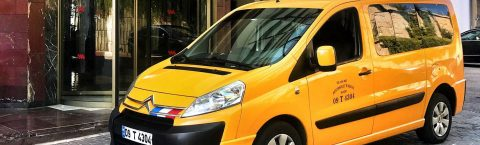 Berkax Taxis Kusadasi